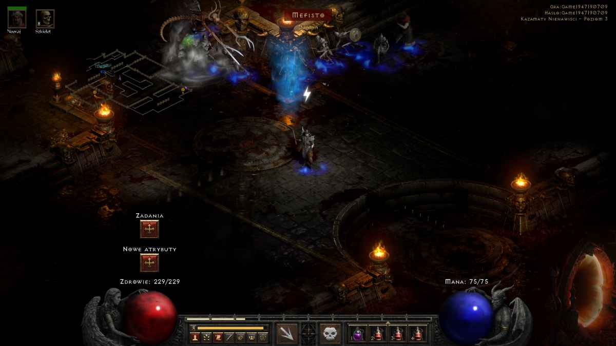 Diablo II: Resurrected - Przybywasz za późno mój brac ci uciekł!