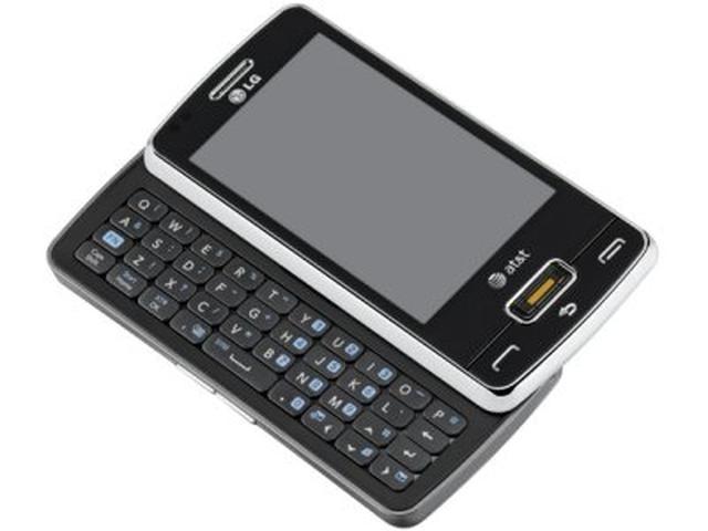 LG eXpo GW820 – smartfon z pikoprojektorem i czytnikiem linii papilarnych