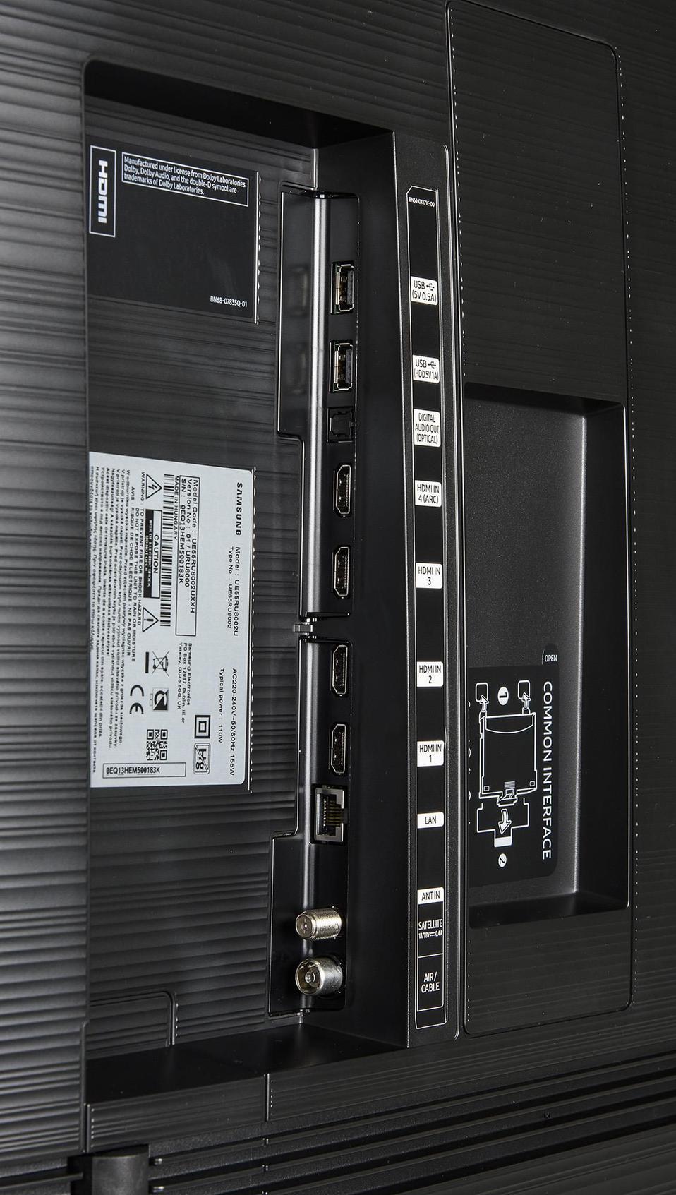 Samsung UE49RU8002 LED 49