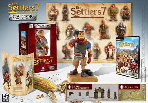 The Settlers 7 - Edycja Kolekcjonerska