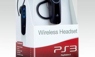 Sony PS 3 Wireless Head Boxed Goertek 9138297