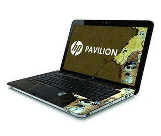 HP Pavilion dv6 Rossignol Edition