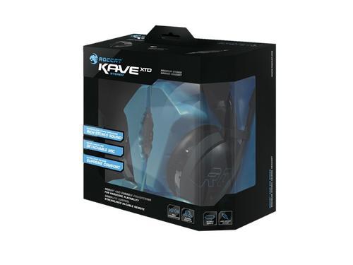 ROCCAT Słuchawki KAVE XTD Stereo Gaming