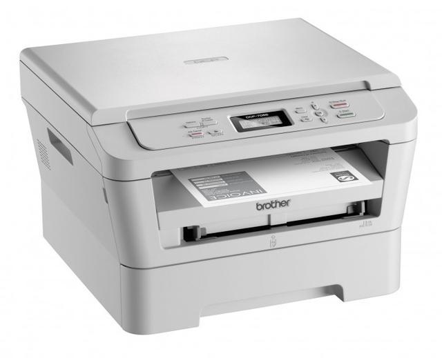 Brother DCP-7055W – oszczędny dla biura i dla środowiska