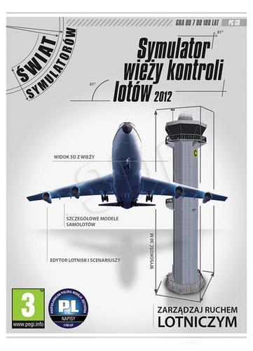 Symulator wieży kontroli lotów
