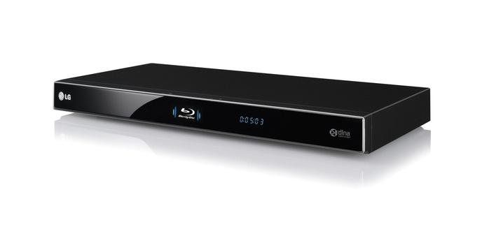 LG BD570 - nowy odtwarzacz Blu-ray
