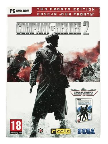 Company of Heroes 2 Edycja Dwa Frony