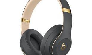 Beats by Dr. Dre Beats Studio3 Wireless (szarość nocy)