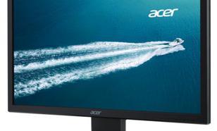 Acer 24'' LED V246H 5ms,100M:1,DVI