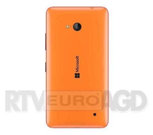 Microsoft Lumia 640 Dual Sim (pomarańczowy)