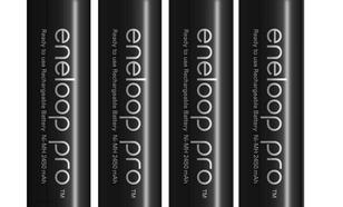 Panasonic Eneloop Pro AA 2450 mAh