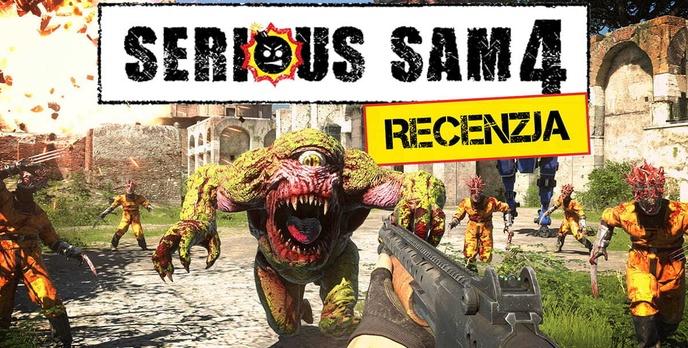 Recenzja Serious Sam 4 - Klasyka w nowej odsłonie
