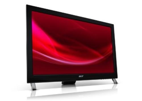 Acer 27'' Monitor T272HLbmidz 69 cm 16:9 LED FHD 5 ms 100M:1 DVI HDMI USB głośniki czarne (ekran dotykowy)