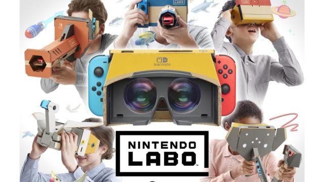 Nintendo Labo w nowej wersji