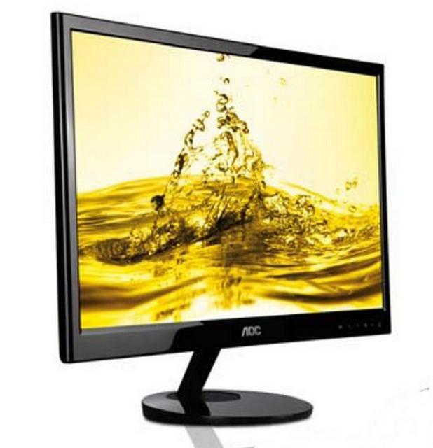AOC e2251Fwu - prezentacja solidnego monitora