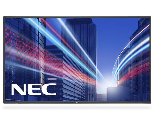 NEC 58'' E585 300cd/m2 LED, praca 12/7