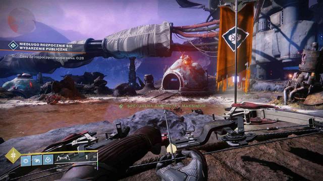Destiny 2: Porzuceni - Strzelanie z łuku to jest to!