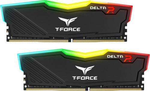Team Group Delta RGB DDR4, 2x4GB, 3000MHz, CL16 (TF3D48G3000HC16CDC01)
