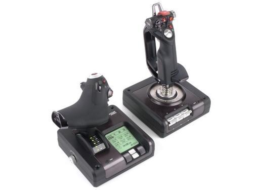 Saitek PRO FLIGHT X52 Pro Control System (Joystick + Przepustnica)