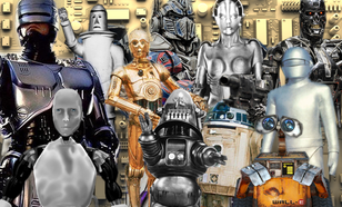 Roboty W Filmach - Zobacz Ich Metamorfozę