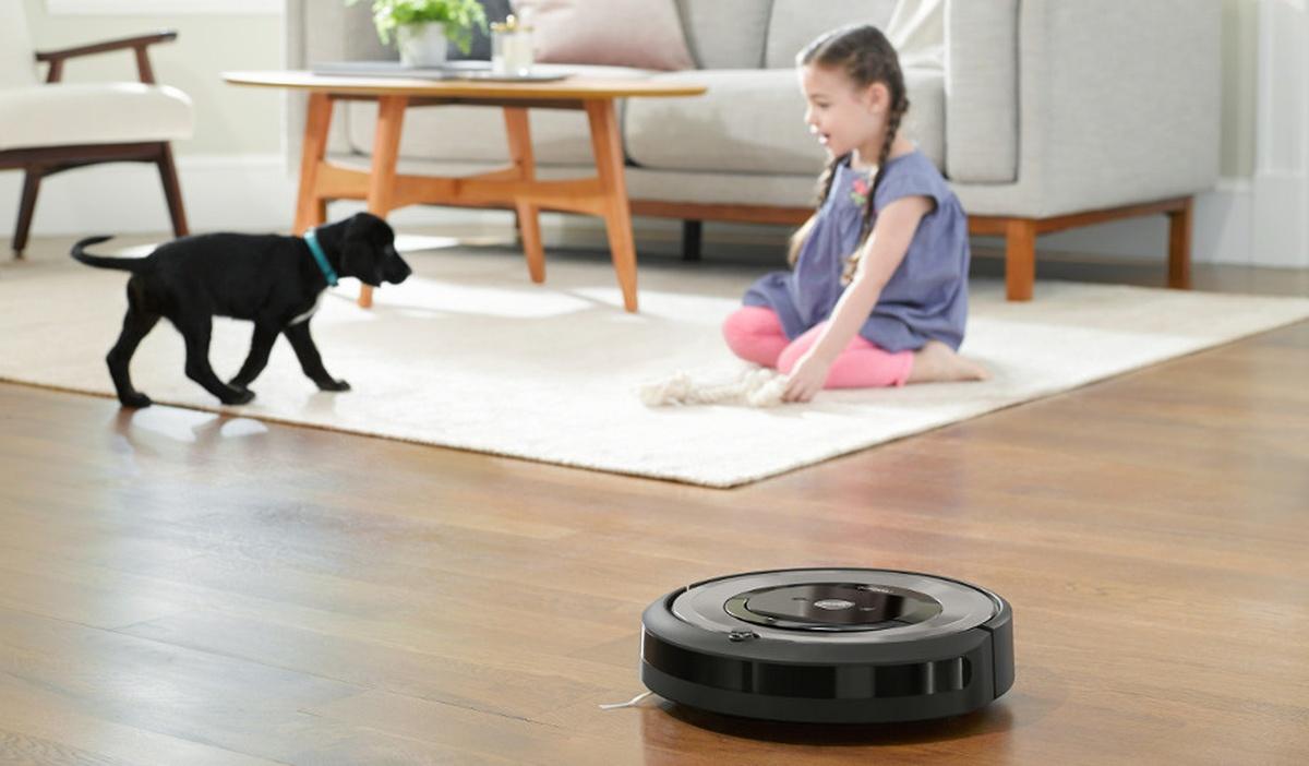 iRobot Roomba e5 to urządzenie dobre dla całego domu
