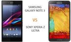 Starcie tytanów z najwyższej półki: Samsung Galaxy Note 3 vs Sony Xperia Z Ultra [PORÓWNANIE]
