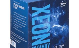 Intel Xeon E3-1270 v6 BX80677E31270V6 954318 ( 3800 MHz (min) ; 4200 MHz (max) ; LGA 1150 ; BOX )