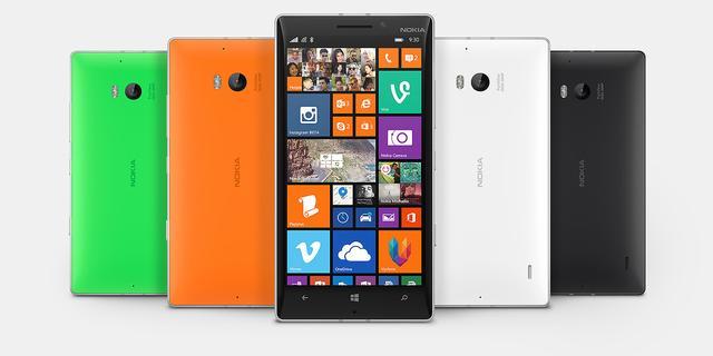 Nowe smartfony z rodziny Nokia Lumia