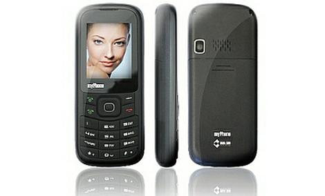 MyPhone 3370 Sweet [TEST]