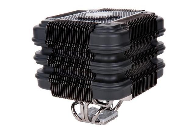ZALMAN FX100 – pasywne chłodzenie CPU w kształcie sześcianu