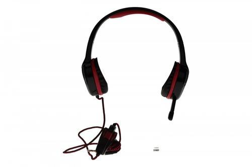NATEC Słuchawki z mikrofonem GENESIS H22 GAMING