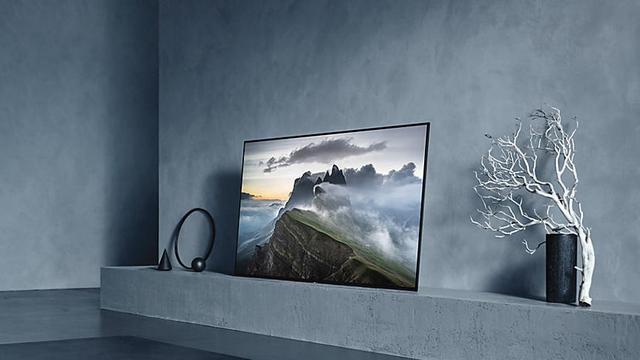 dobry telewizor OLED Sony Bravia OLED KD-55A1