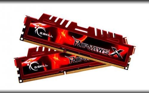 G.Skill G.SKILL RipjawsX DDR3 2x8GB 1600MHz CL9 XMP 1,35V -
