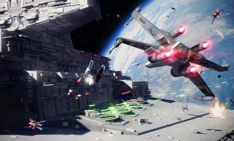 EA Może Stracić Licencję na Gwiezdne Wojny