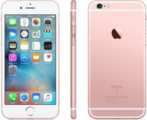 Apple iPhone 6s 128GB Różowy (MKQW2PM/A)