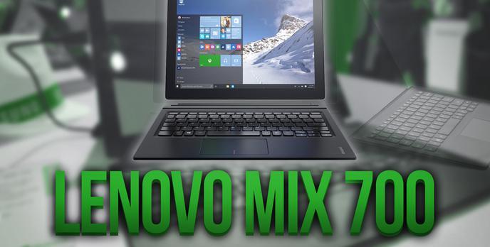 Lenovo MIIX 700 – Prezentacja i Test Możliwości