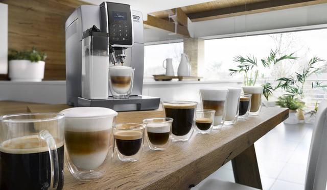 kawy z ekspresu ciśnieniowego