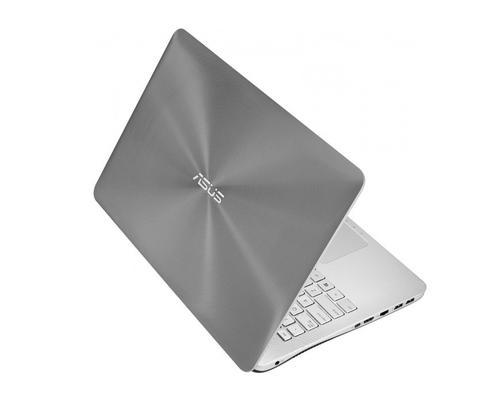 "Asus N551JW-CN097H Win8.1 i7-4720HQ/8GB/750GB/GTX960M 2GB/8DL/15.6"" FHD AG Gray Silver"