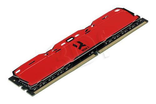GOODRAM IRDM X 16GB czerwony [2x8GB 3000MHz DDR4 CL16-18-18 DIMM] Dost..