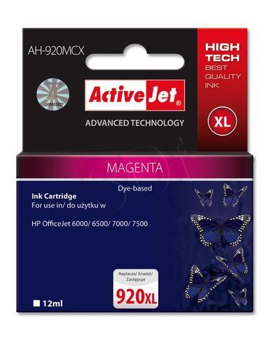 ActiveJet AH-920MCX tusz magenta do drukarki HP (zamiennik HP 920XL CD973AE) Premium