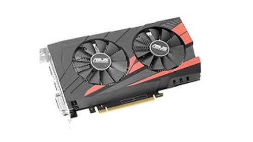 Asus GeForce GTX 1050 TI 4GB (EX-GTX1050TI-4G)