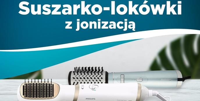 Suszarko-lokówka z jonizacją | TOP 7 |