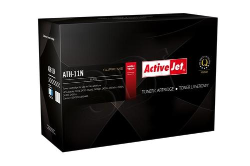 ActiveJet ATH-11N czarny toner do drukarki laserowej HP (zamiennik 11A Q6511A) Supreme