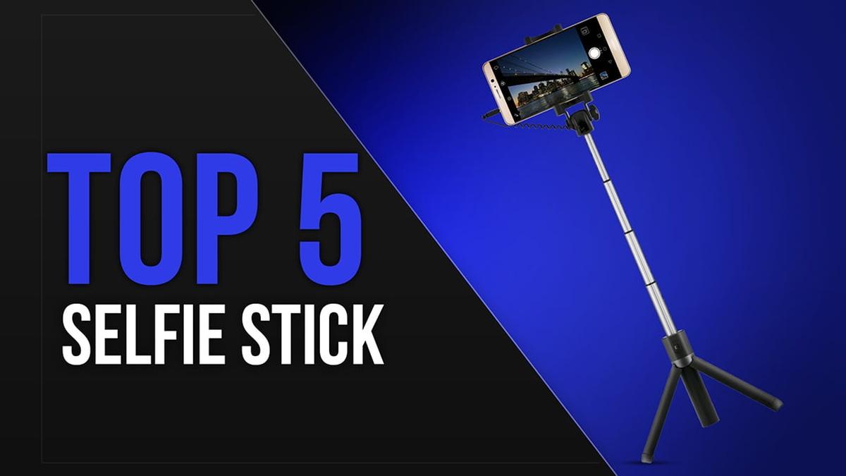 TOP 5 Selfie Stick – Rób Najlepsze Selfie