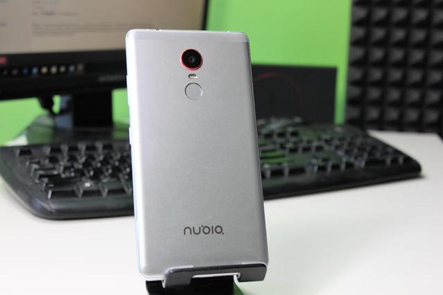 Nubia Z11 Max plecki