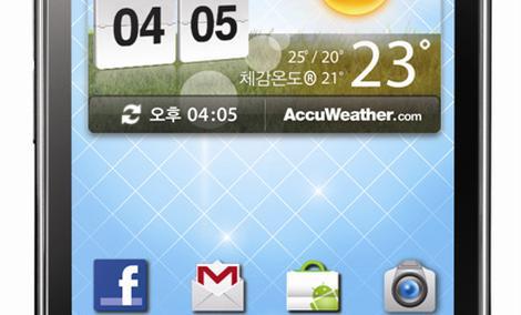 LG Electronics przedstawia LG SWIFT LTE - pierwszy smartfon HD z technologią 4G