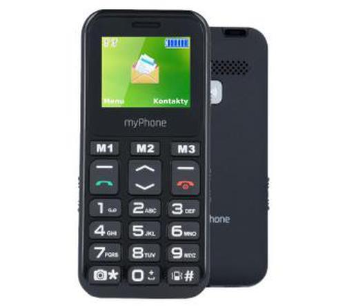 myPhone Halo Mini (czarny)