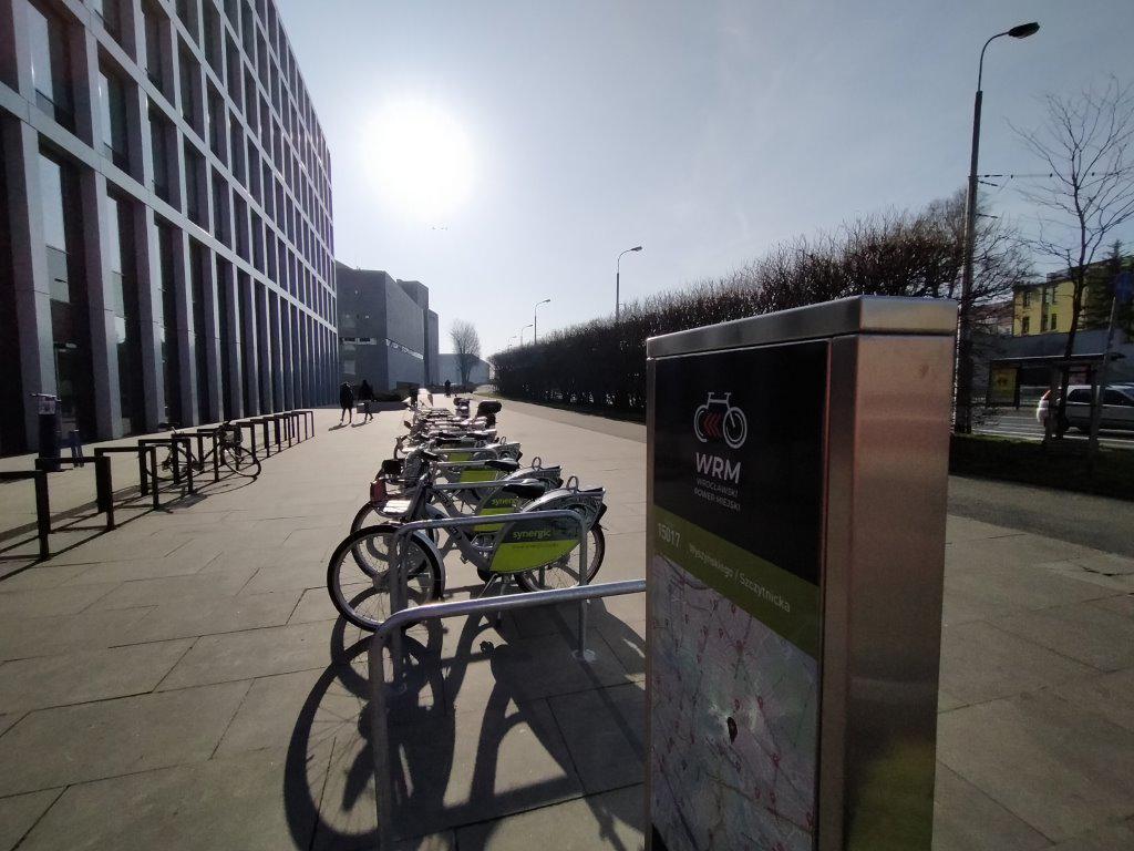 Zdjęcie z Oppo A5 2020 pod słońce