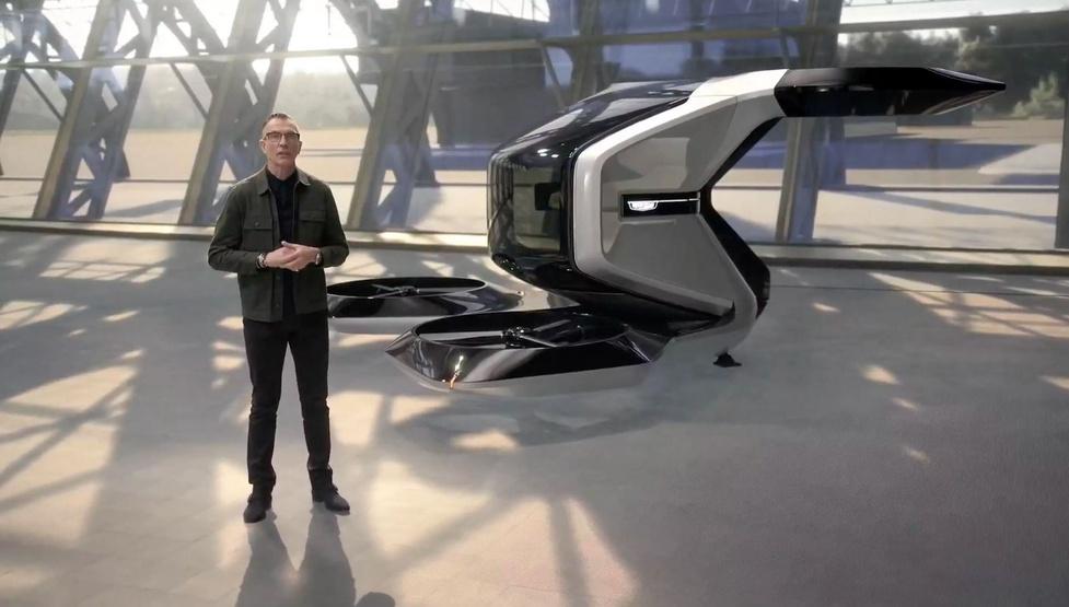 Podniebny pasażerski dron od General Motors