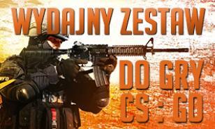 Wydajny Zestaw Komputerowy Do Znanej Gry Counter-Strike: Global Offensive